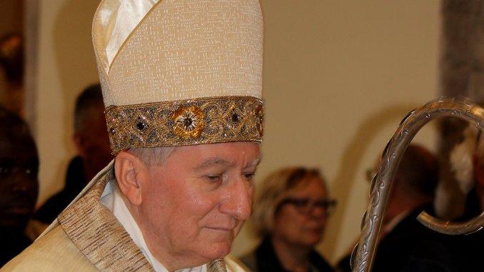 Cardinale Parolin e direttore ANSA,Contu presentano libro Enzo Fortunato
