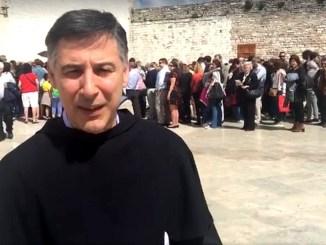 Il cortile di Francesco domani in diretta da Assisi a Tg1 Dialogo