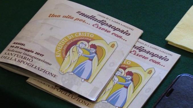 Inaugurazione Santuario della Spogliazione, arriva un messaggio dalla Terra Santa