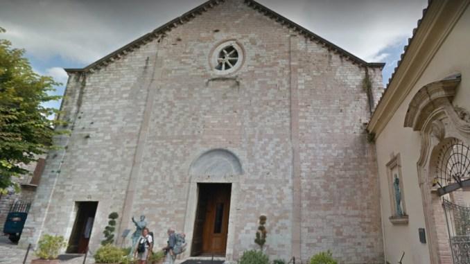 Assisi, torna l'appuntamento mensile al Santuario della Spogliazione