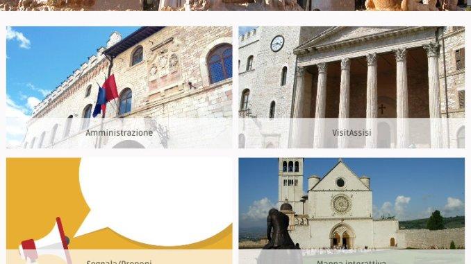 Assisi, uno sportello virtuale aperto 7 giorni su 7 e 24 ore su 24