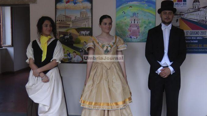 Palio del Cupolone, Santa Maria degli Angeli si veste di giallo, rosso e blu