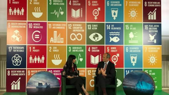 Sindaco di Assisi a G7 Ambiente di Bologna intervistata da Connect4Climate [VIDEO]