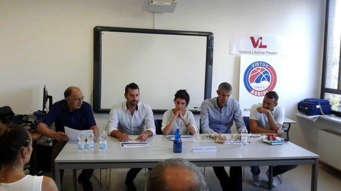 Basket, Virtus Assisi e VL Pesaro insieme per i giovani e con i giovani