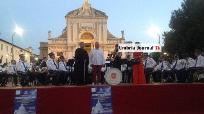 Perdono di Assisi, chiude Banda musicale Gendarmeria Vaticana