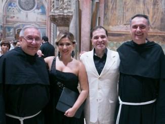 Ensemble Vivaldi de I Solisti Veneti a Note d'In…Chiostro Assisi