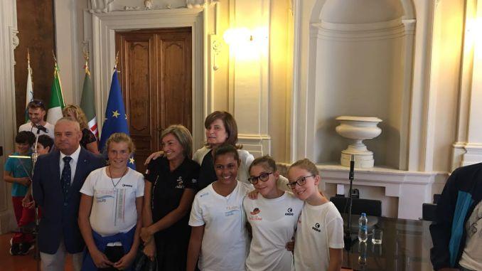 Assisi ancora protagonista nella Olimpiade dei giovani italiani
