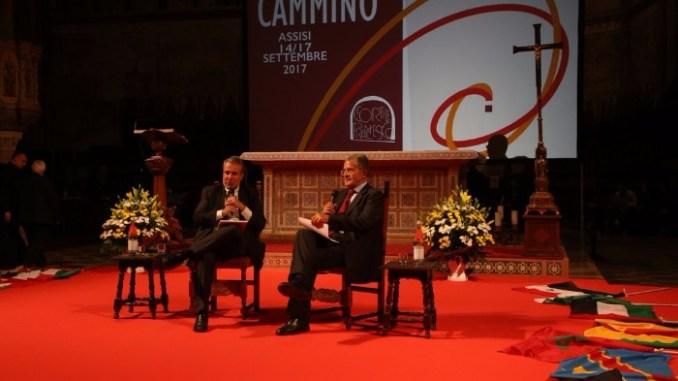 Cortile di Francesco, Prodi ad Assisi 20 anni dopo il terremoto del 97