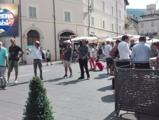 Sereno Variabile ad Assisi oggi in onda puntata in Rai