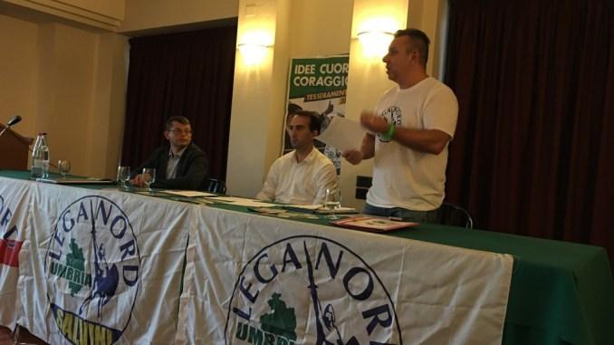 Lega Nord comprensorio Assisi rinomina organi ed e pronta per gareggiare