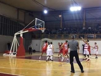 Basket, Adrilog Virtus Assisi batte Favl Viterbo 73-70