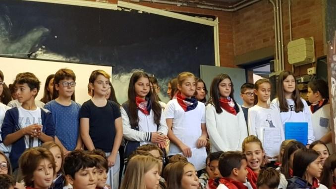 Lavagne interattive multimediali donate ad una scuola di Assisi
