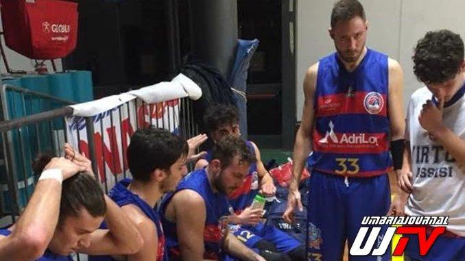 Adrilog Virtus Assisi batte Atomika Spoleto basket fuori casa per 73-85