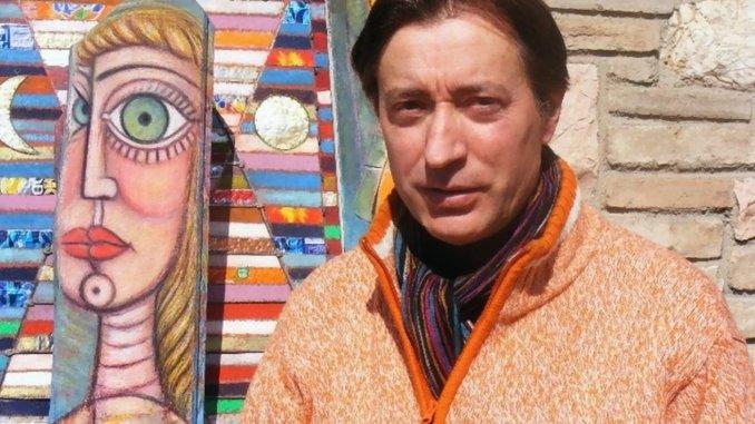 Le opere del pittore Luciano Busti parlano del mondo attraverso lo spirito