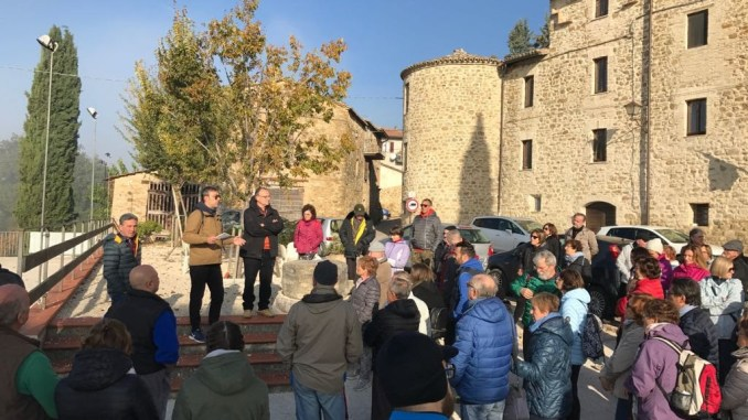 UNTOnei Castelli del Territorio di Assisi, concluso ieriil terzo fine settimana