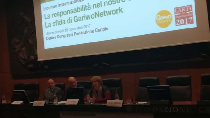 Assisi nel network internazionale dei giardini dei Giusti
