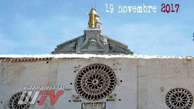 Giornata mondiale dei poveri ad Assisi messa a Santa Maria degli Angeli