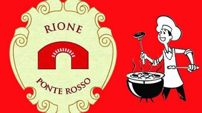 Rione Ponte Rosso organizza la Cena per gli auguri natalizi
