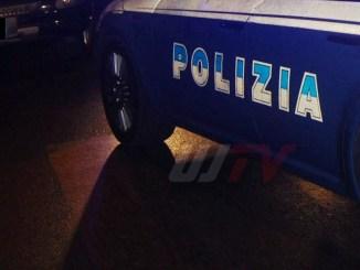 Rivotorto, incidente sulla 75 Centrale Umbra, auto si ribalta, due feriti