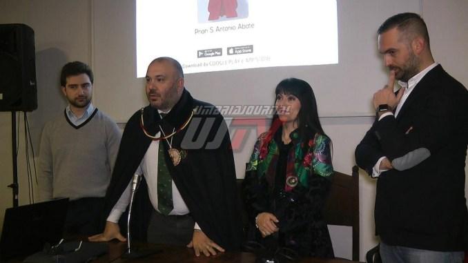 Presentata l'APP ufficiale della Festa del Piatto di Sant'Antonio Abate