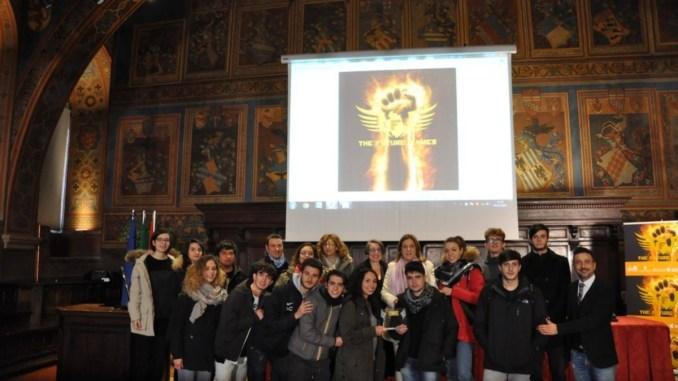 Liceo Convitto Nazionale con il suo team vinceThe Future Games of Umbria