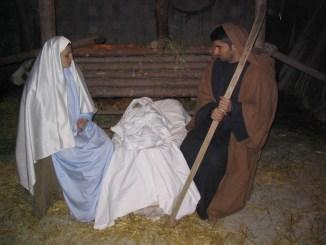 Assisi ad Amatrice con il Presepe di Armenzano,Proietti, un segno di speranza e di rinascita