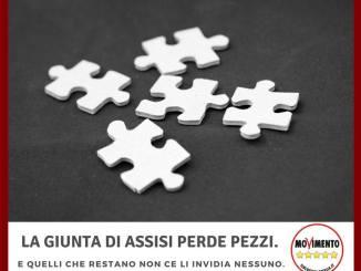 Giunta Proietti perde i pezzi, arriva aspra critica di Fabrizio Leggio, M5s
