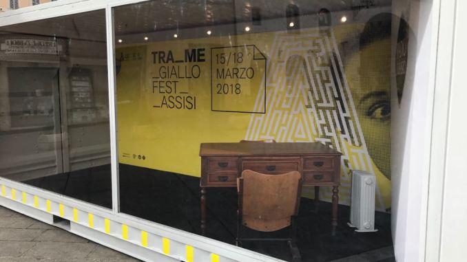 Tra_Me Giallo Fest apre il sipario ad Assisi, la scrittrice Isabel Saffaye scriverà il suo romanzo