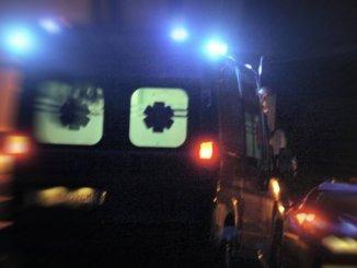 Muore una donna investita da un'auto, sulla vecchia strada di Capodacqua