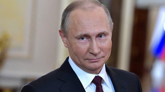 Palma d'oro per la pace a Vladimir Putin, a ottobre ad Assisi