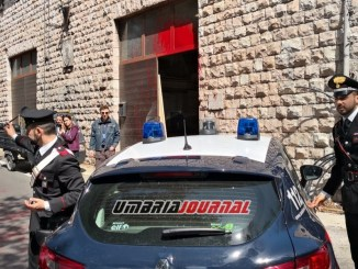 Assalto Parte de Sopra, sul posto anche una pattuglia dei Carabinieri