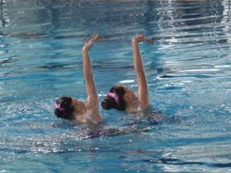 Interregionali di Nuoto Sincronizzato, piscina di Assisi grande protagonista