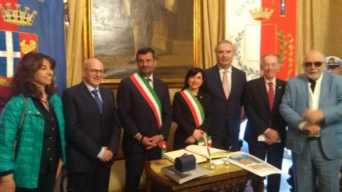 Assisi e Bari più vicine collaborazione su scambi culturali e turistici