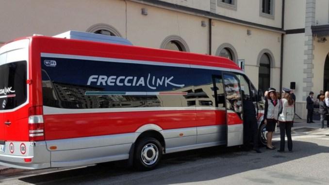 Assisi per Firenze Trenitalia conferma iFRECCIAlink anche da Perugia
