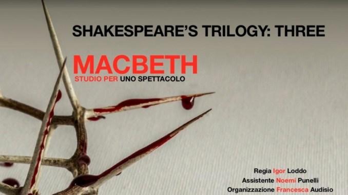 Teatro in Località Paradiso 33ad Assisi il Macbeth di Shakespeare