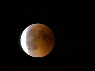 Eclissi di luna, grande serata all'Osservatorio Astronomico di Porziano