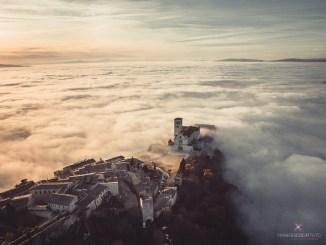 Nei cieli di Assisi arrivano i droni, al via da settembre nuovo festival