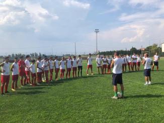Angelana, cominciata stagione settore giovanile, Juniores, Allievi e Giovanissimi