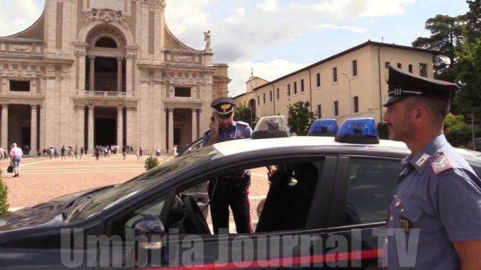 Attimi di panico in Basilica a Santa Maria degli Angeli, scatta piano antiterrorismo