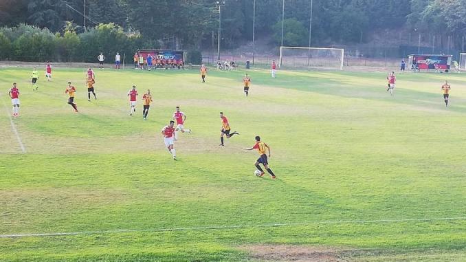 Angelana Calcio, ora tre giorni di riposo assoluto, preparazione riprenderà il 16 agosto