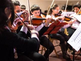 Orchestra Falcone e Borsellino porta adAssisiunconcerto per la pace