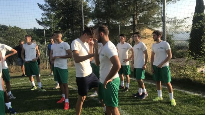 Viole Gualdo Casacastalda calcio anticipo in promozione girone B