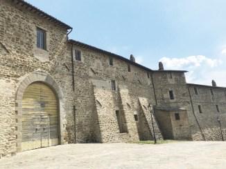 Cambio Festival 2018 al castello di Sterpeto con Javier Girotto e Luciano Biondini