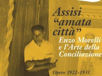 Enzo Morelli e l'Arte della Conciliazione, inaugurazione il 2 ottobre