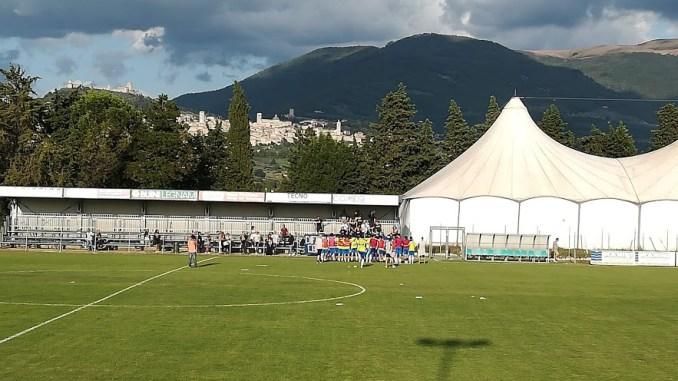 Coppa Italia di Eccellenza umbra, reti inviolate per Angelana-Foligno 0-0
