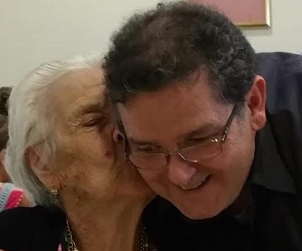 Festa ad Assisi con 100 invitati per nonna Francesca Maria Fiorelli