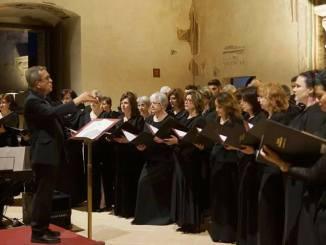 Laudesi Umbri e Corale Porziuncola a Roma con e per Miserachs