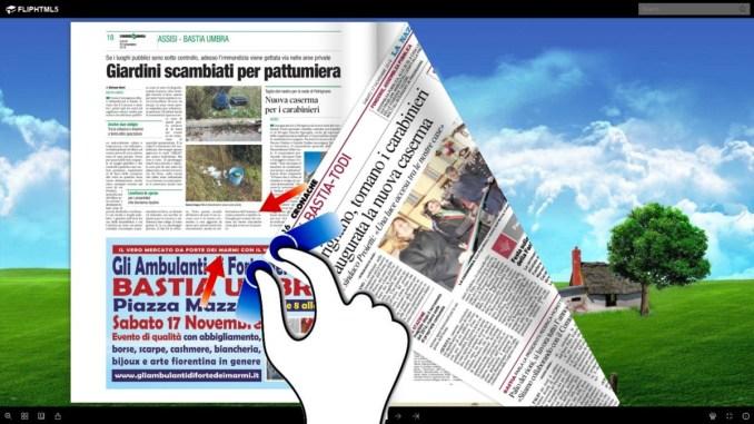 Rassegna stampa locale di Assisi e Bastia Umbra del 17 novembre 2018