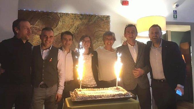 Assisi Runners, Fabio Battistelli presidente, 60 atleti un solo cuore