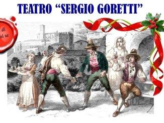 A Pasqua o Natale...i Tribbije en sempre uguale, simpatico duetto ad Assisi
